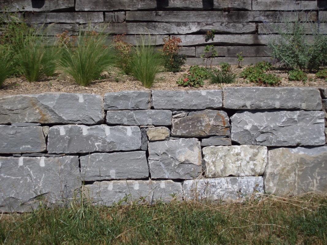 Christen garten und landschaftsbau ag bepflanzung und naturstein in szene gesetzt - Ag naturstein ...