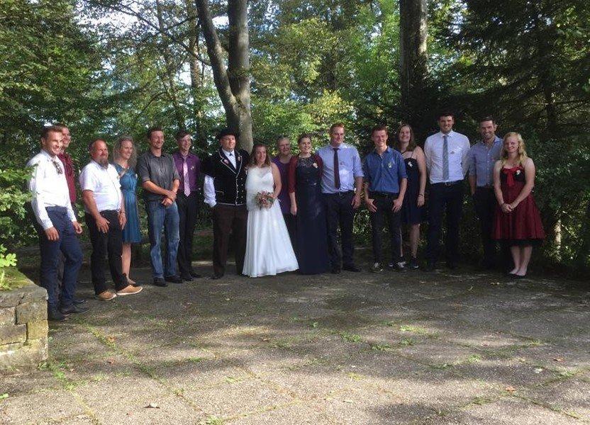 Kirchliche Heirat